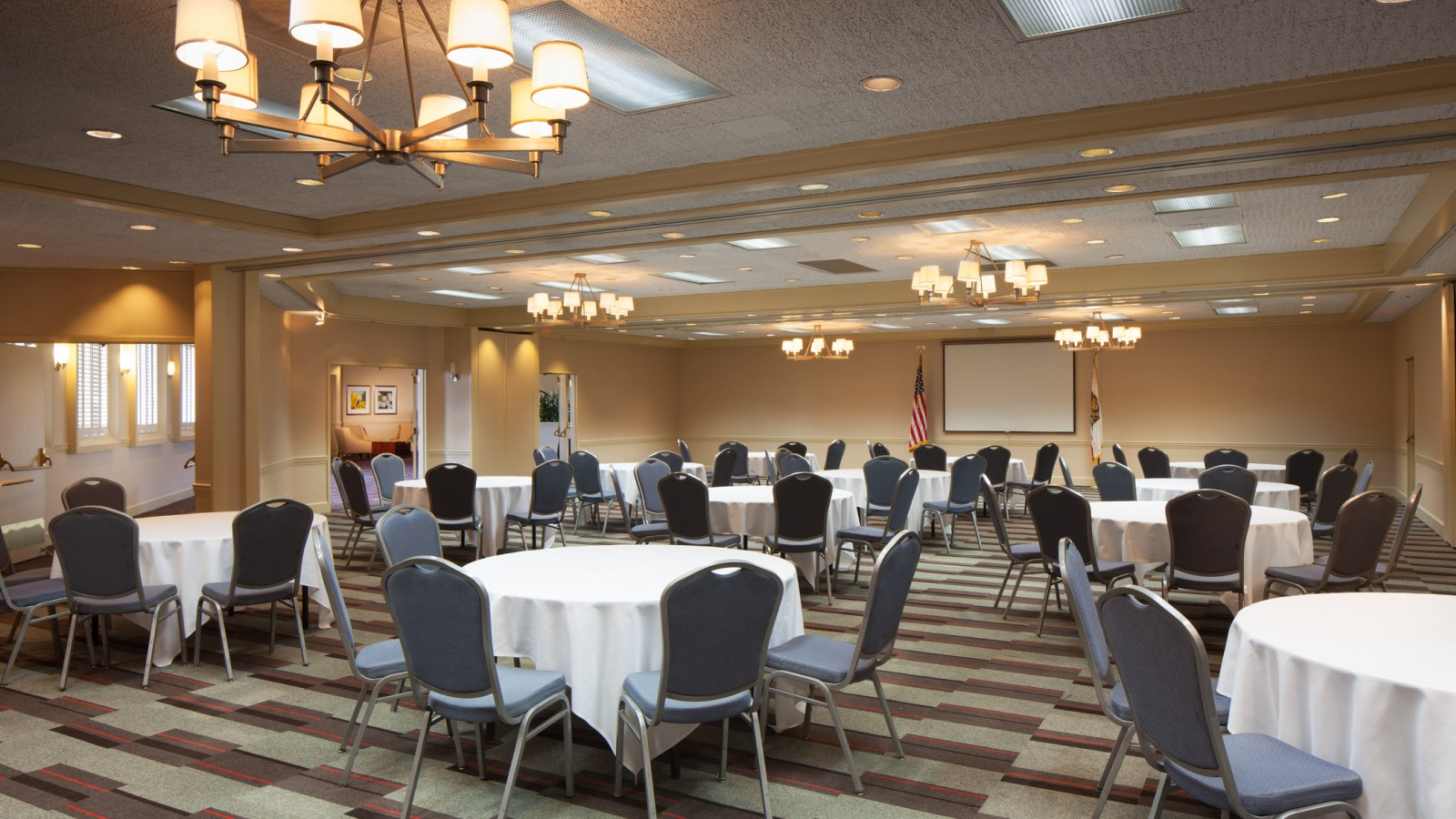 Pleasanton Meeting Space - Ballroom