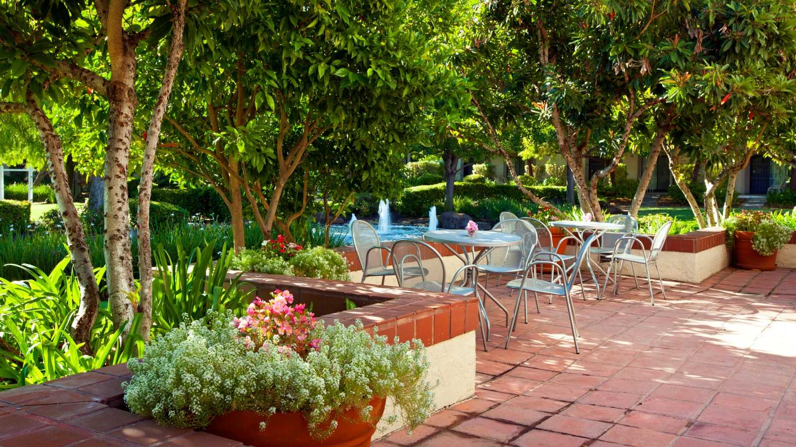 Pleasanton Meeting Space - Patio